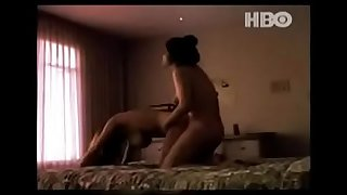 Short Lesbian Scene in Mainstream Movie 1980