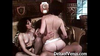 Vintage Porn 1970s - Statue of Desire