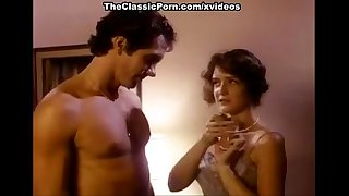 Hillary Summers, Eric Edwards in young cutie enjoys quick sex in an 80's porn mo