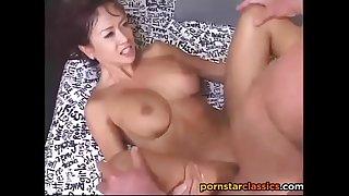 Asian porn legend in hardcore vintage porn