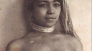 Taboo Vintage Films Presents 'A Night In A Moorish Harem #5 'The Italian Lady's Story' (Part 1)