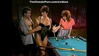 Chessie Moore, Dusty, Bridgett Monroe in vintage sex clip