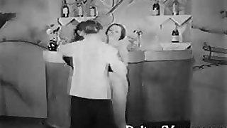 free porno tube Authentic Vintage Porn 1930s - FFM Threesome