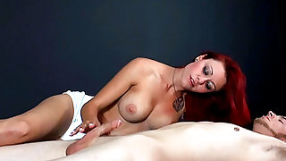 Which Rod will CUM on command for FemaleDominant Catherine Foxx HD Porn Vids