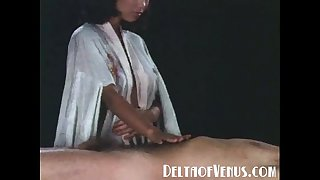1970s Vintage Chinese Girl, Massage & Fuck