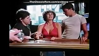 Desiree Cousteau, Rod Pierce, Ron Hudd in xxx classic porn threesome fucking in
