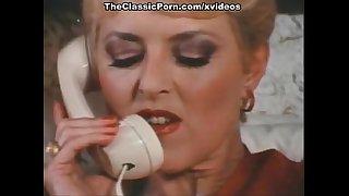 Juliet Anderson, John Leslie, Richard Pacheco in classic xxx movie