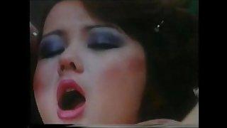 CC Lez trio & Arsehole game - 2 clips - Vintage