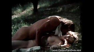 Vintage Love Making Outdoor
