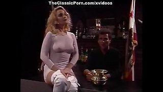 Kascha, Courtney, Nikki Sinn in vintage porn video