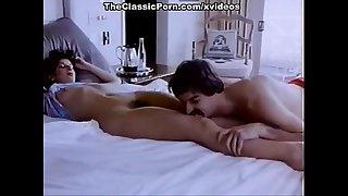 Jamie Gillis, Sharon Mitchell, Paul Thomas in classic fuck clip